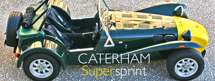 Caterham Superspring 1988 for sale