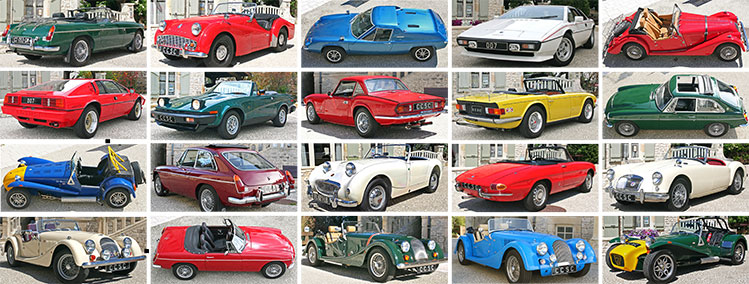 Quality classic cars for sale