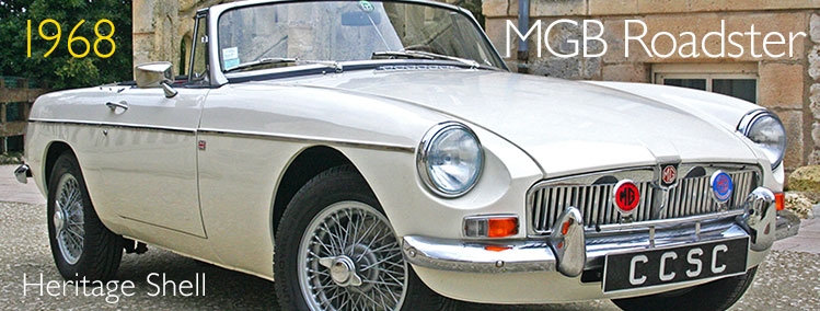1968 MGB Roadster for sale