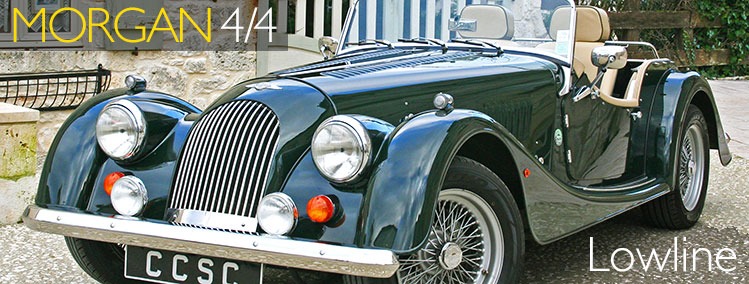 2001 Morgan 4/4 for sale
