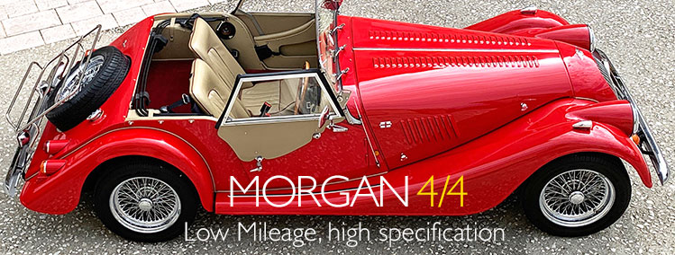 1996 Morgan 4/4 Lowline for sale