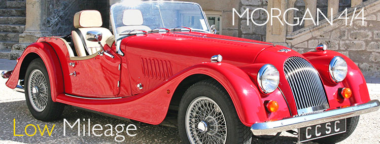 2002 Morgan 4/4 for sale