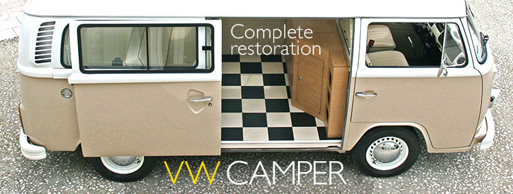 1978 VW Camper for sale