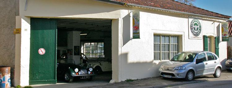 News Classic Car Garage Montaigu De Quercy - Classic car garage