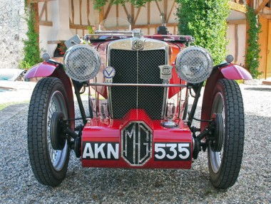 Cars for sale mg j2 1933 for Garage citroen montaigu