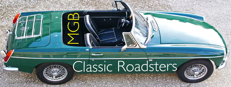 MGB Roadsters for sale