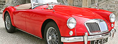 1958 MGA Mk1 for sale