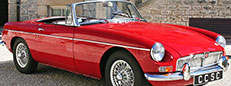 1963 MGB Pull-Handle for sale