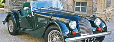 Classic Morgan 4/4 for sale in France