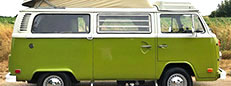 1973 VW T2 Westfalia